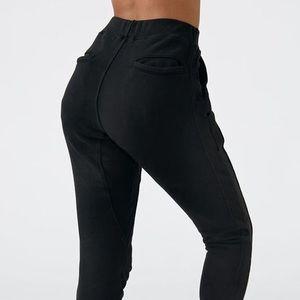 Joah Brown Pants & Jumpsuits - Joah Brown Black French Terry Empire Joggers